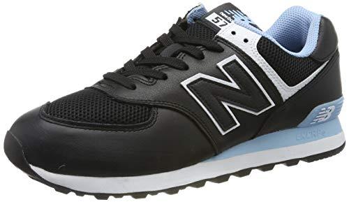 New Balance Herren 574v2 Sneaker, Weiß Nimbus Cloud, 44 EU