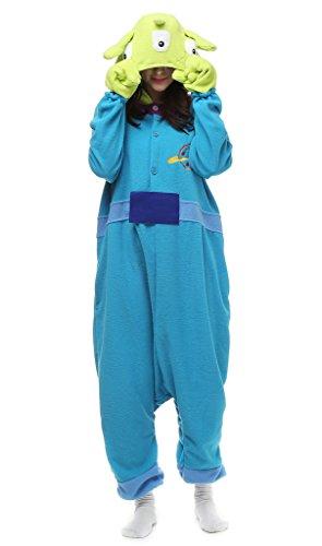 (Auspicious beginning Unisex-adult Sangan Cosplay-Kostüm-Karikatur-Schlafanzüge Pyjama Freizeitkleidung Lounge)