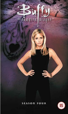 Buffy The Vampire Slayer - Series 4