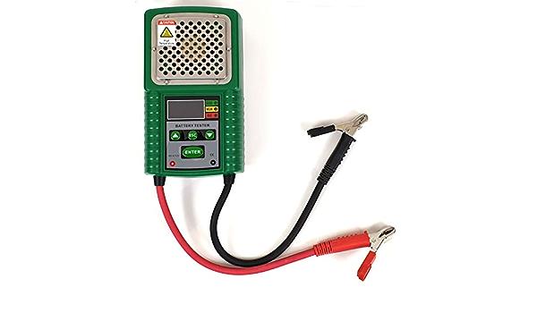 Holdpeak Hp 26a Auto Batterie Tester 6 12v Testgerät Blei Säure Akkus Starterbatterien Baumarkt