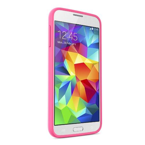 Belkin Grip View TPU Case 2.0 (geeignet für Samsung Galaxy S5) Belkin View Case