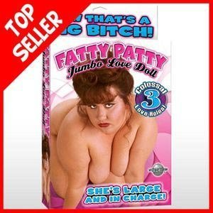 Fatty Patty Jumbo Love Doll by Infatuation USA Corp -