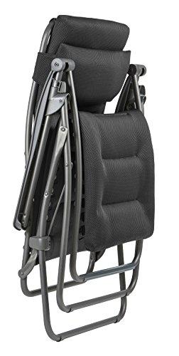 Lafuma LFM2039-8718 RSXA Clip Air Comfort - Acier - Large or XL