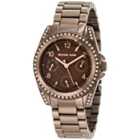 Michael Kors for Women - Analog Stainless Steel Band Watch - MK5614