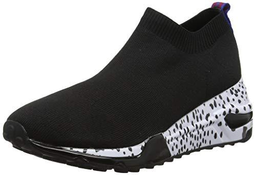 loud Sneakers Slip On Sneaker, Schwarz (Black 001), 38 EU ()