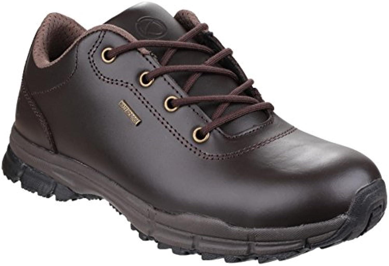 Cotswold Mens Alderton Waterproof Leather Walking Shoes