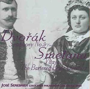 Dvorák/Smetana: Symphony No.9