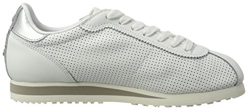 Blue Usa Ladies Bowling Sneaker Bianco (bianco)