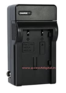 CANON NB 2L,2LH,2L14 Battery Charger - Premium Quality I-Discovery Compact Battery Charger