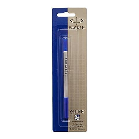 Refill for Roller Ball Pens, Medium, Blue Ink
