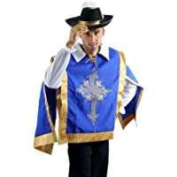 DRESS ME UP - Costume homme set mousquetaire pirate baroque soldat L050 Taille 48 / M