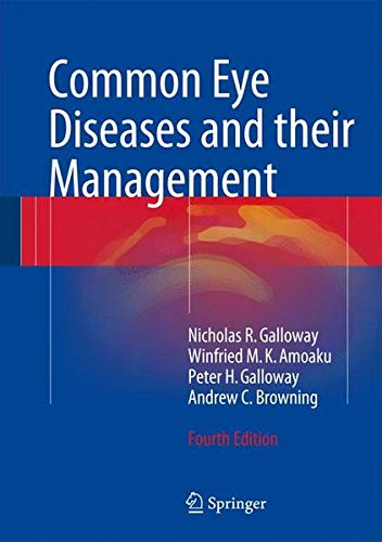 Common Eye Diseases and their Management -