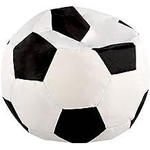 Kids 'asiento puff, diseño de balón de fútbol