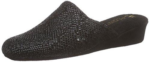 Hans Herrmann CollectionHHC - Pantofole a stivaletto con imbottitura calda Donna Beige (beige (taupe 31))