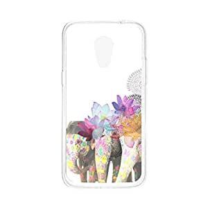 a AND b Designer Printed Mobile Back Cover / Back Case For Motorola Moto G (Moto_G_ 3059)
