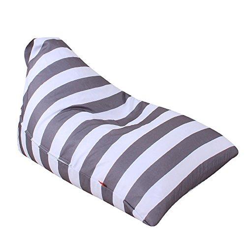 HUIHUI Sitzsack Kinder, Stofftier Plüsch Spielzeug Speicher Sitzsack Gamer Kissen Lounge Kissen Sitzsack Tasche Aufbewahrung Beutel Sessel Sitzkissen für Kinder,65 * 95 * 55cm (E)