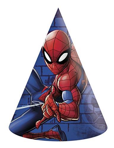 Procos gorra Cono Spiderman Team Up, Multicolor, 5pr89456