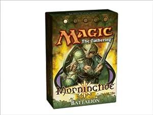 Magic The Gathering Morningtide Theme Deck-Batallón