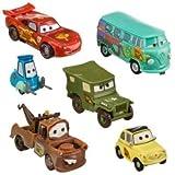 Disney Pixar Cars - Lightning McQueen Pi...