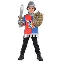 Knight Kit Kids Fancy Dress Medieval Book Day Week Boys Girls Childrens Costume