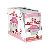 Royal Canin Gravy Kitten Instinctive 12x 85 GM Pouches Wet Food