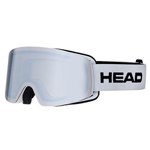 Head 814313-Infinity-Occhiali da sci a maschera, colore: bianco