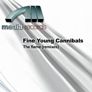 Fine Young Cannibals - The Flame ( CD Single )