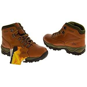 41ZZuSfUuKL. SS300  - Northwest Territory Womens Leather Hiking Boots Walking Shoes