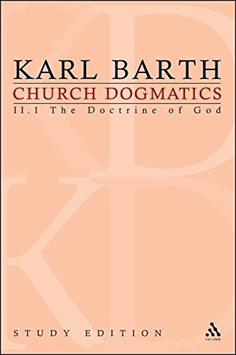 Church Dogmatics Study Edition 8: 2