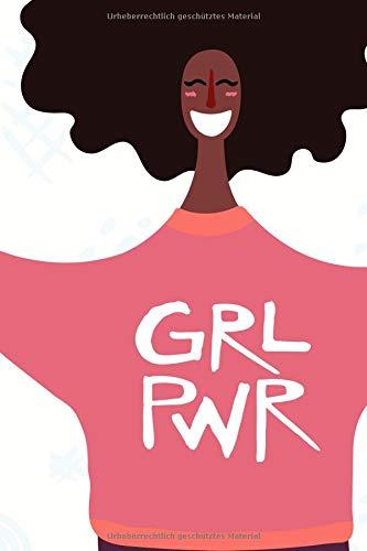 GRL PWR: Dein Periodenkalender für 12 Monate | behalten deinen Zyklus im Blick | Zykluskalender | Menstruationskalender für Mädchen und Frauen | Schwangerschaftswunsch