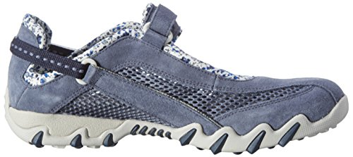 Allrounder by Mephisto Niro, Chaussures Multisport Outdoor Femme Blau (Teal/Teal)