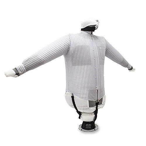 EOLO PLANCHASECADORA SA03 Planchar y Secar en automatico las camisas