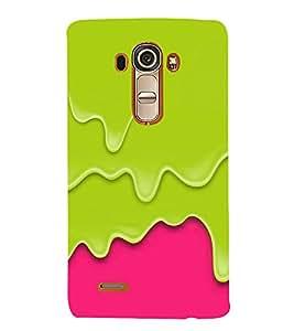 Vizagbeats Drainig colors Back Case Cover for LG GPro Lite::LG G Pro Lite Dual D686