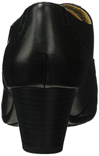 Caprice - 23300, Scarpe stringate Donna Schwarz (BLACK NAPPA 22)