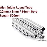 473464 Round Aluminium Tube