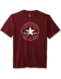 Converse all star allstar Tshirt shirt Oberteil chucks Sie schwarz weiß rot
