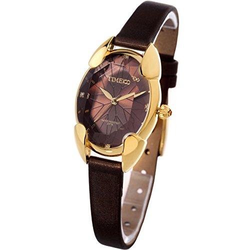 Time w50010l.05a - orologio da tasca colore marrone