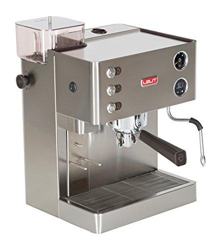 Lelit pl82t Maschine für Espresso, 0.35kg, 230V, 1200W, stahl