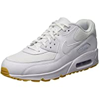 newest ff63a 598be Nike Wmns Air MAX 90, Zapatillas de Deporte para Mujer