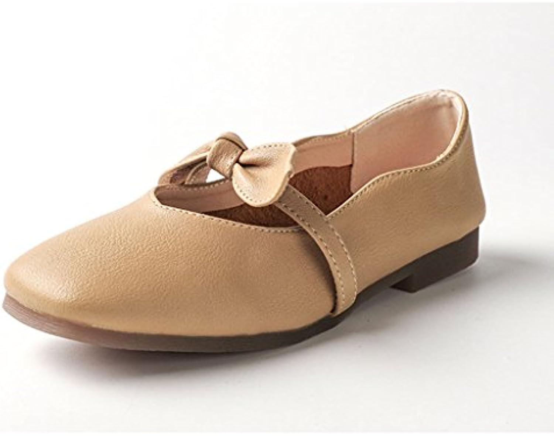 Shi xiang shop Single scarpe Tacco a Spillo Scarpe Singole Tacco Piatto Coreano Mary Jane Scarpe Donna Comfort...   Vari I Tipi E Gli Stili    Uomini/Donna Scarpa