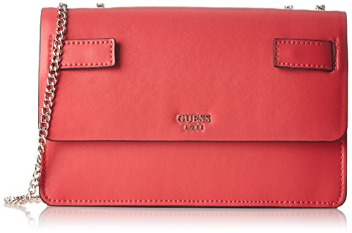 Guess LG621621 Pochette Femme Rouge (Rosso)