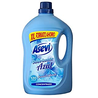 Asevi 23050Concentrated Fabric Softener, 3l, Blue.