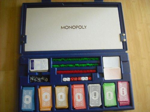 Monopoly Luxus-Ausgabe 70er Jahre