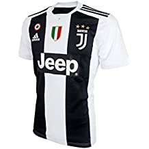 adidas Juve H JSY Camiseta, Hombre, Negro/Blanco, 2XL