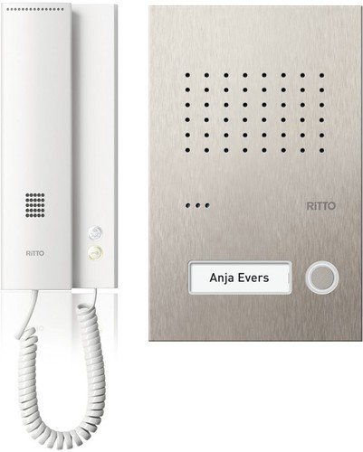 Ritto Acero pur Audio 85176920 Complete Package 1WE