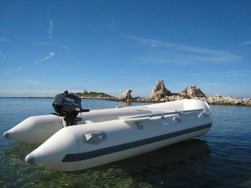 Schlauchboot Z-Ray III 400
