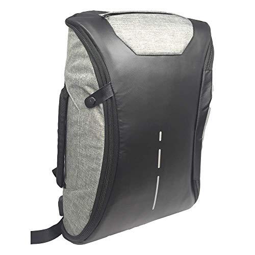 zaino PC Porta Notebook Borsa ANTIRAPINA Lavoro Viaggio con USB CM. 47