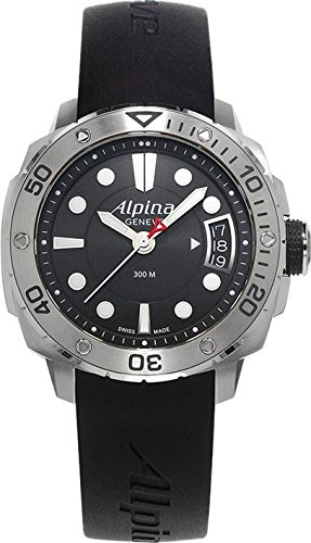 Alpina Geneve Extreme Diver AL-240LB3V6 Reloj de Pulsera para mujeres muy deportivo