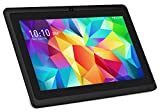 7' Inch Quad Core Google Android Tablet PC, Kitkat 4.4 , 8 GB ROM, Octa Core GPU, Dual Camera, Wifi, Bluetooth , 1280*800 178 Degree Angle IPS Display , Google Play Pre-Loaded , OTA Update - 1 YEAR UK Warranty - ANOC