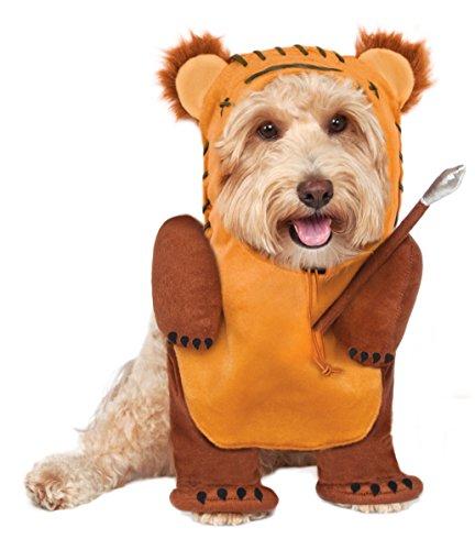 Wars Running Ewok Pet Kostüm, Mittel (Star Wars Ewok, Pet-kostüm)